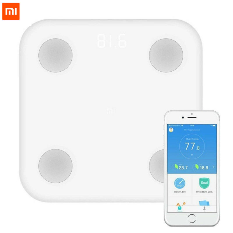 Mi Smart Body Composition Weight Scale 2