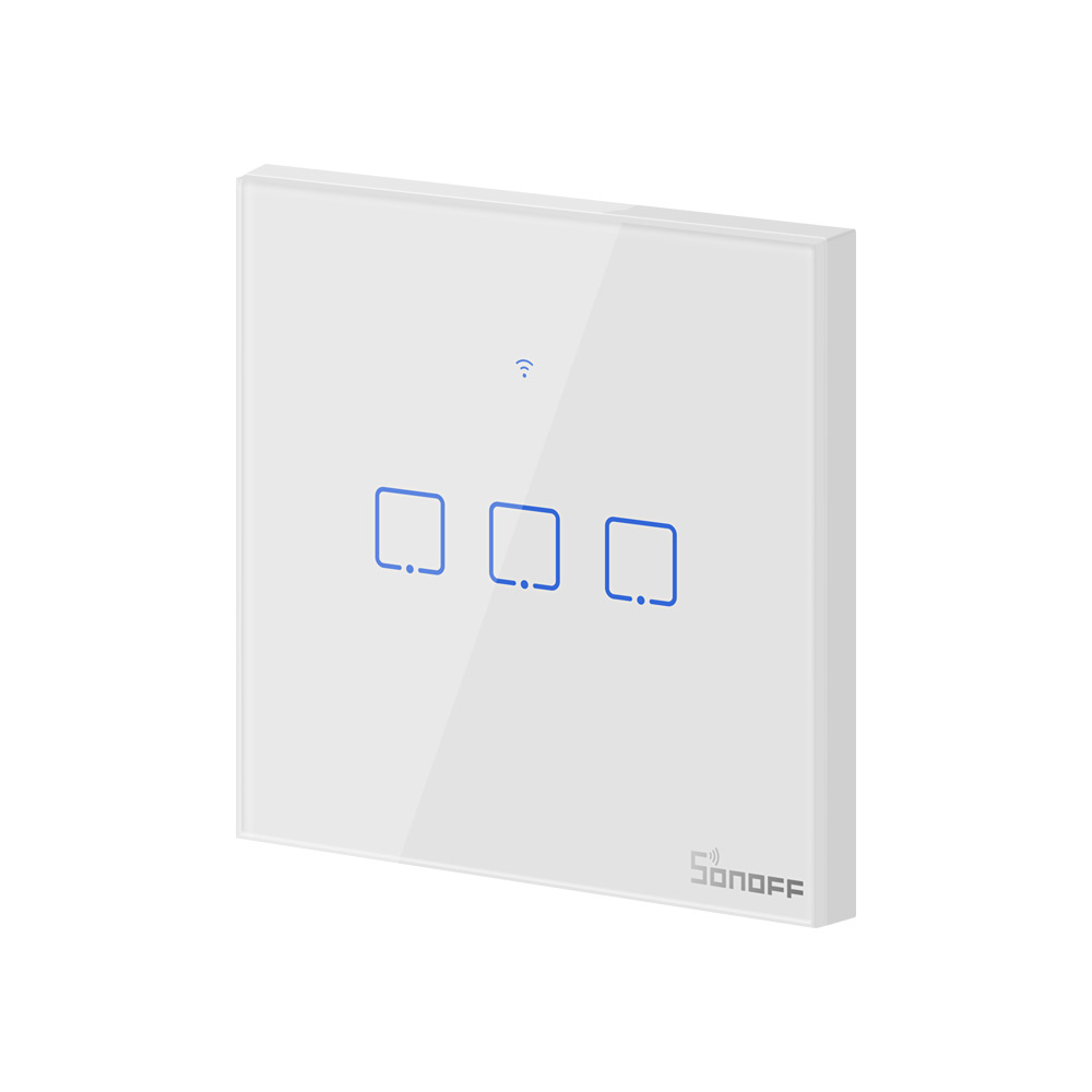 Sonoff T1 UK 3 Gang Switch